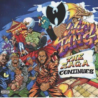 Wu-Tang-Clan-Reveals-The-Saga-Continues-Cover-Art-Track-List-Releases-New-Single-Lesson-Learnd